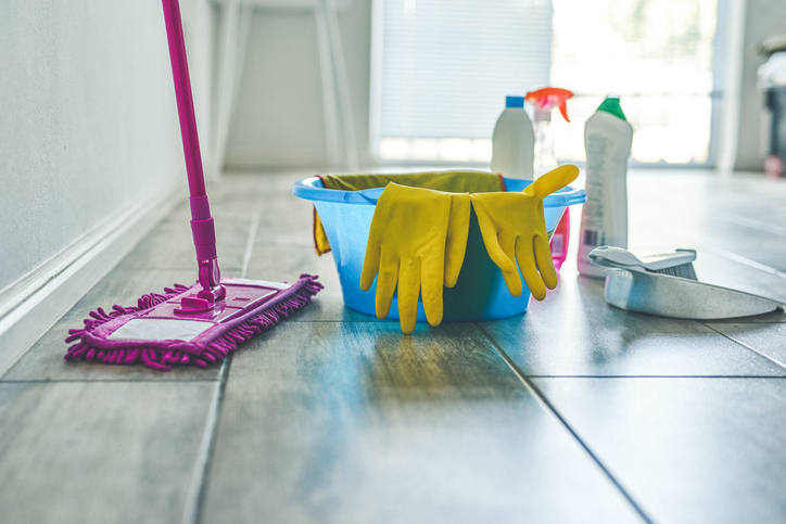 Mums reveal curious secrets to keeping a clean house