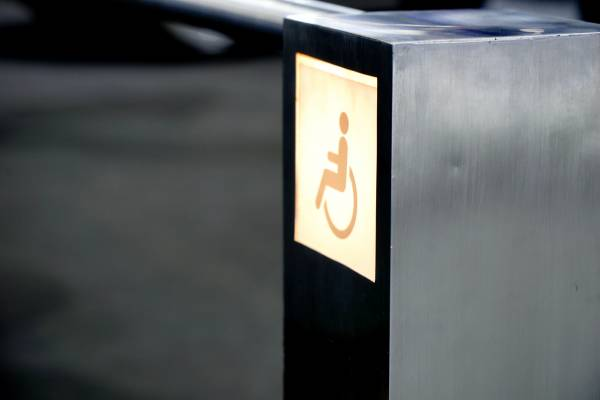 Push for councils to get on board illegal parking fine in disabled bays