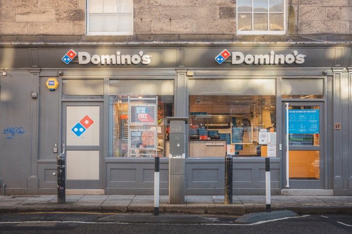 Article image for Domino's shock success brings in the dough under pandemic conditions