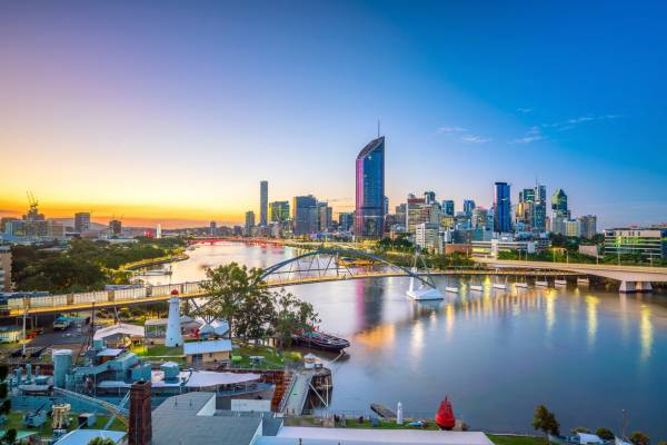 'Olympic city for life': Brisbane business leaders 'proud' of Olympic bid