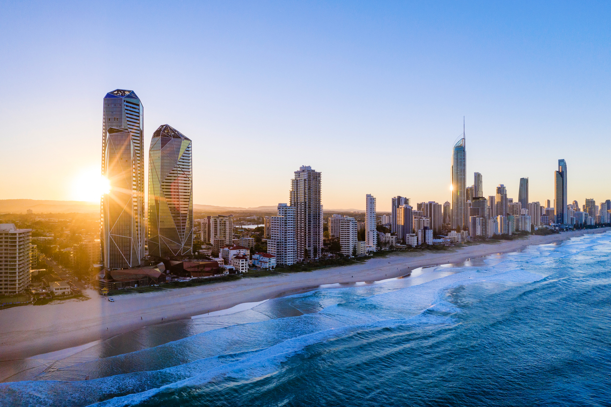 Article image for 'Pack your board shorts': Brisbane, the Gold Coast wants to see you
