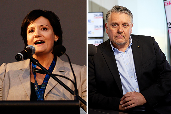 Article image for Ray Hadley clashes with Jodi McKay over letter for paedophile in explosive interview