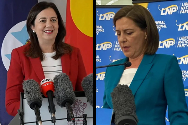 Treachery, backstabbing and dysfunction: Why the LNP continues to lose in Queensland