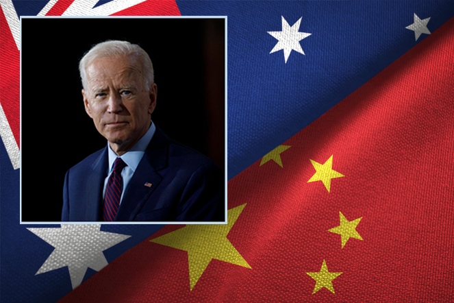 Article image for Leaders send warning signal to China, joining Australia on pushback