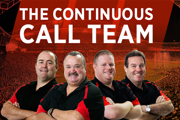 The Continuous Call Team – Full Show (Part 1) Saturday 31st July 2021