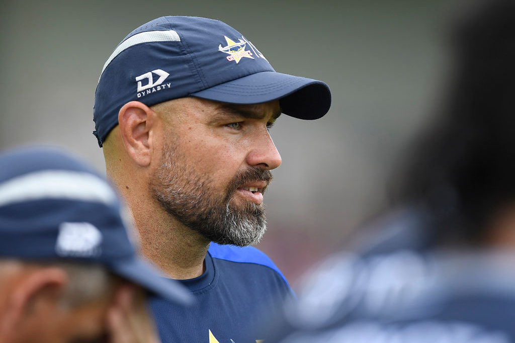 Article image for The Drinkwater-Holmes 'headache' for Cowboys ahead of season kick-off
