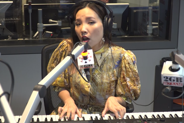 Dami Im reveals the exotic plant she ate in lockdown