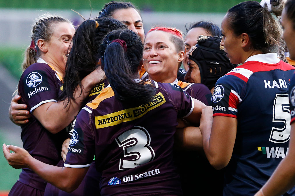 Article image for NRLW on verge of breaking through to expansion
