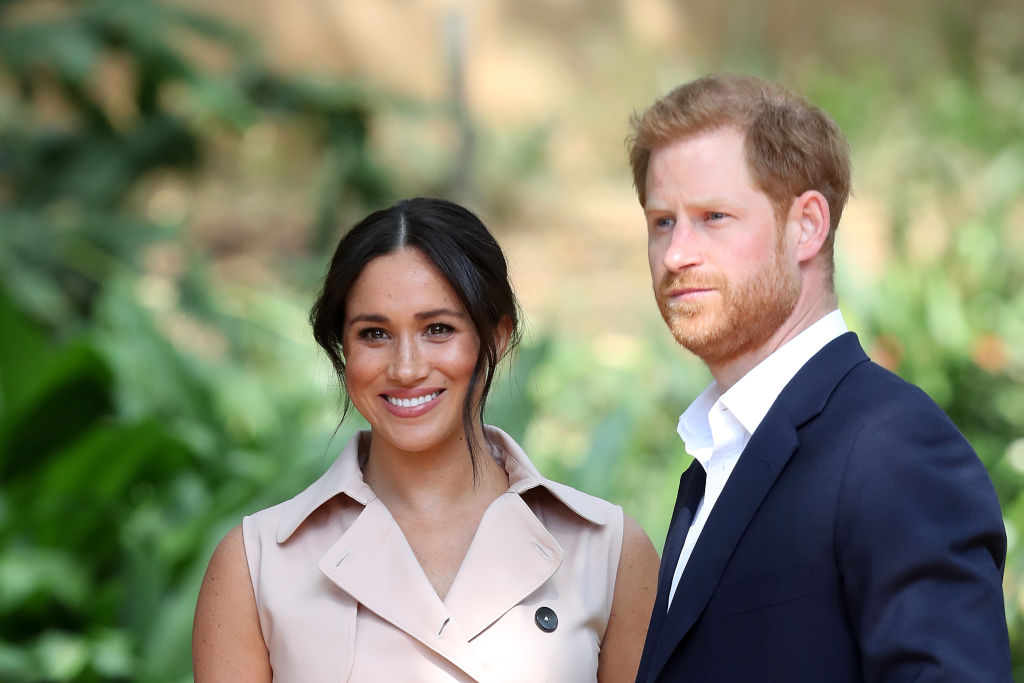 Article image for How the royal institution's response to Harry and Meghan could take shape
