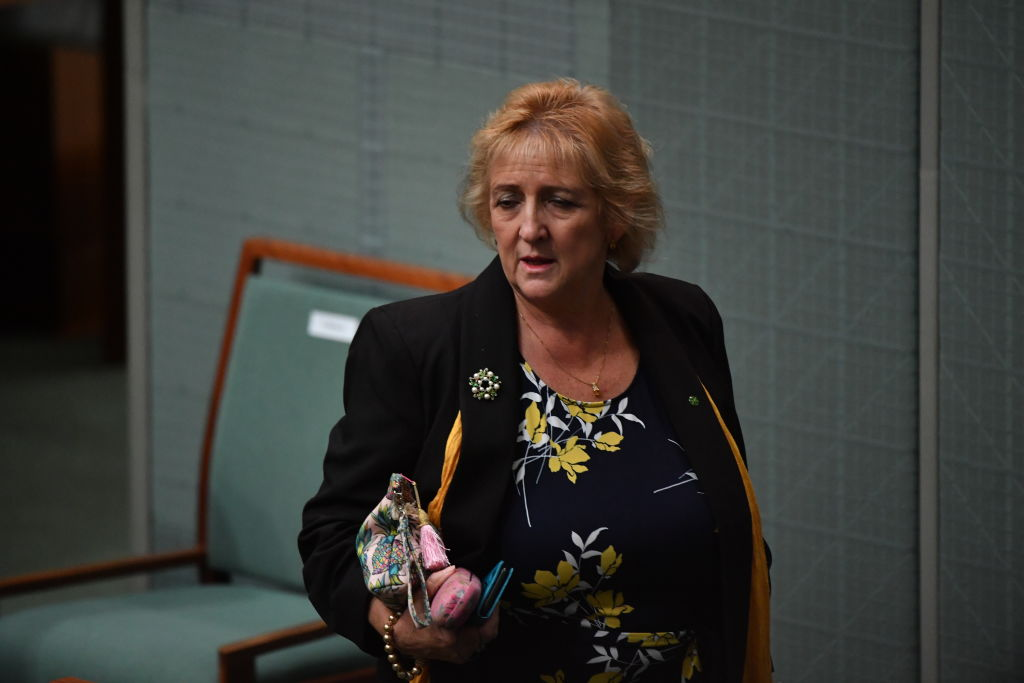 MP Michelle Landry takes aim at critics after 'disgusting' abuse