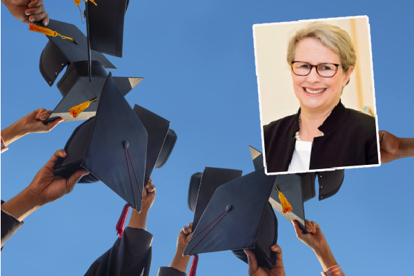 Queenslanders leading the way with female vice-chancellors