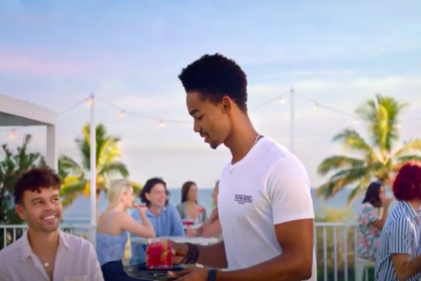 What struck Scott Emerson about Queensland's new tourism ad