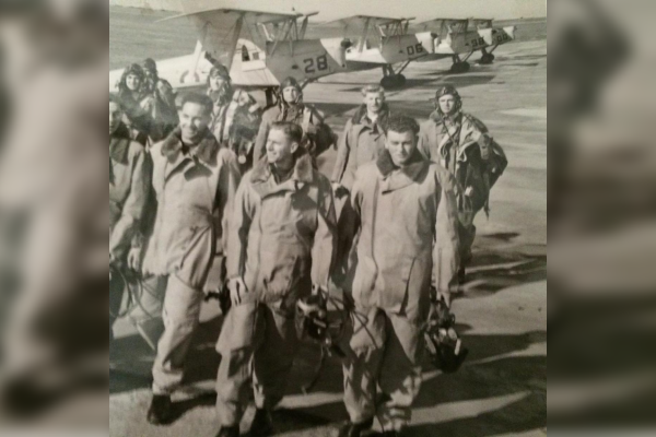 100 years on: Scott Emerson pays tribute to the RAAF with special photo