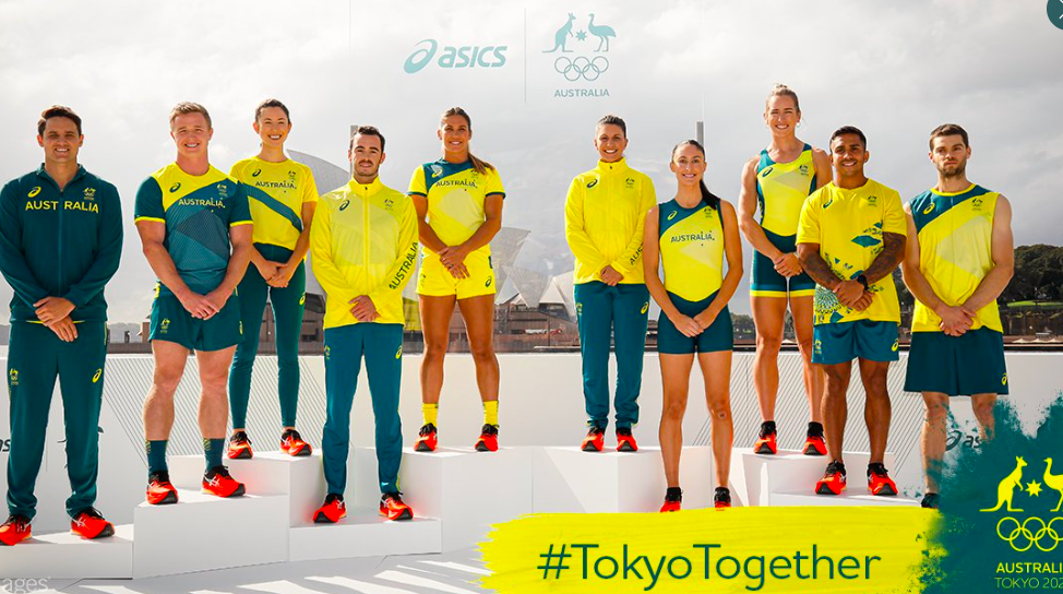Article image for The Australian Olympic Team's new uniform has been unveiled
