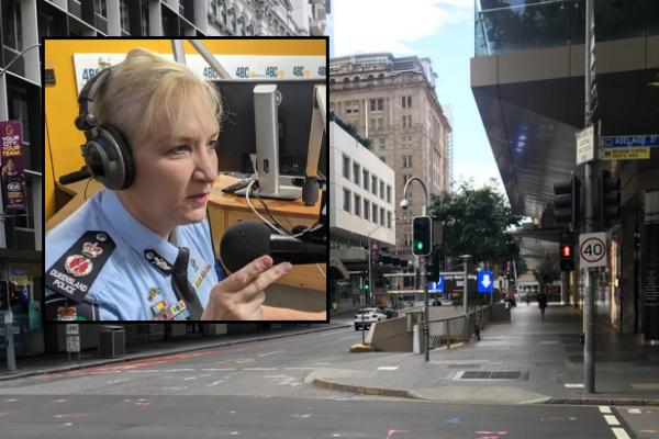 Queensland's top cop reveals the lockdown response that shocked police