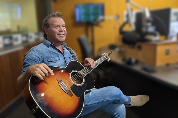 'Honesty is the best policy': Troy Cassar-Daley opens up on childhood