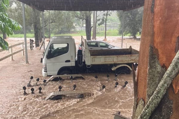 Article image for YOUR PHOTOS | Southern Queensland drenching creates widespread flooding