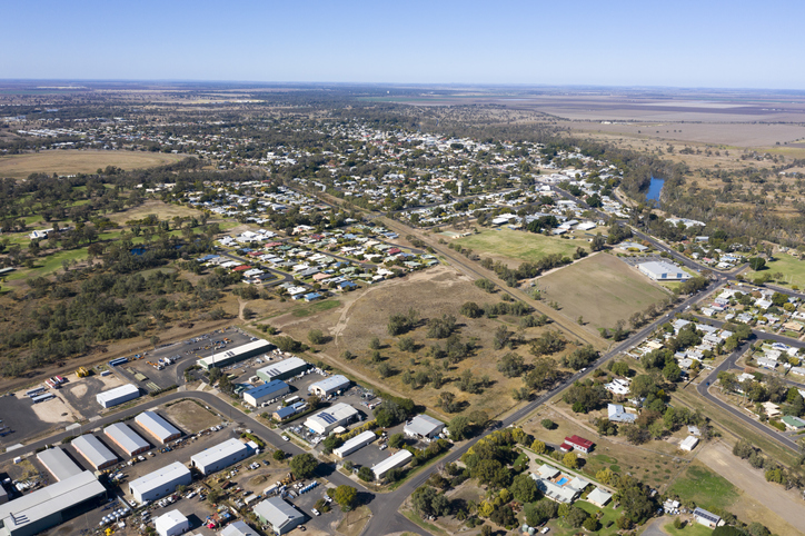 Article image for Healthcare arrives to Goondiwindi properties by the skies
