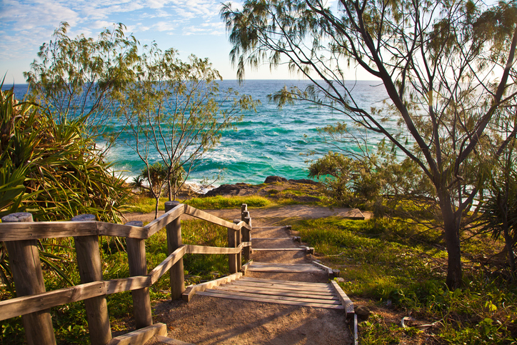 Article image for 'Secret' Palaszczuk government deal behind Stradbroke camping