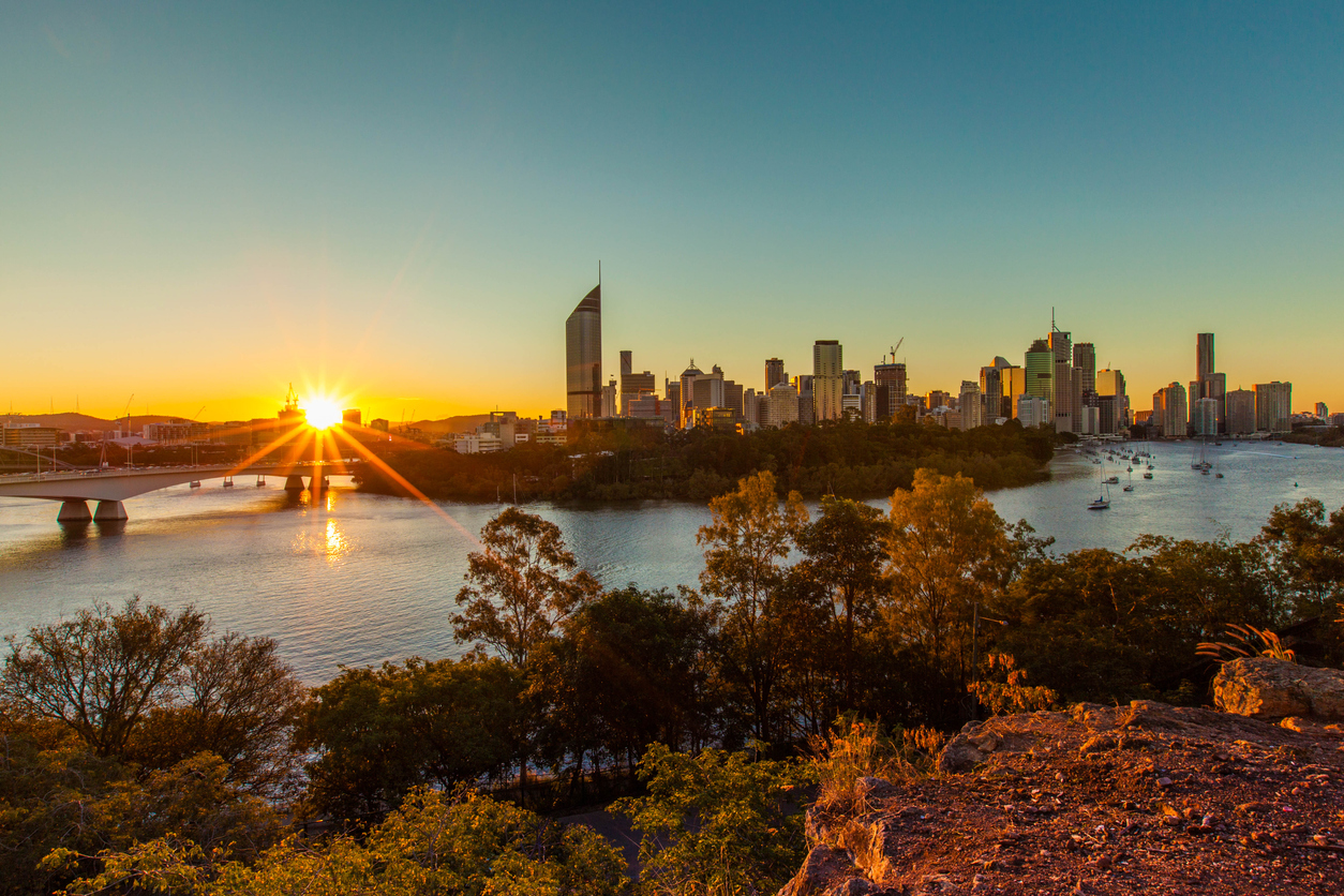 Article image for Green bridges: The 'beautiful addition to Brisbane's skyline'