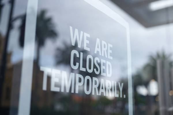 Article image for Businesses count their massive losses in lockdown