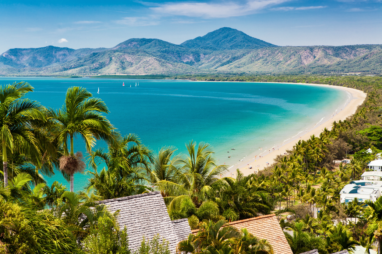 Cairns 'handout mentality' challenged as community beckons tourism