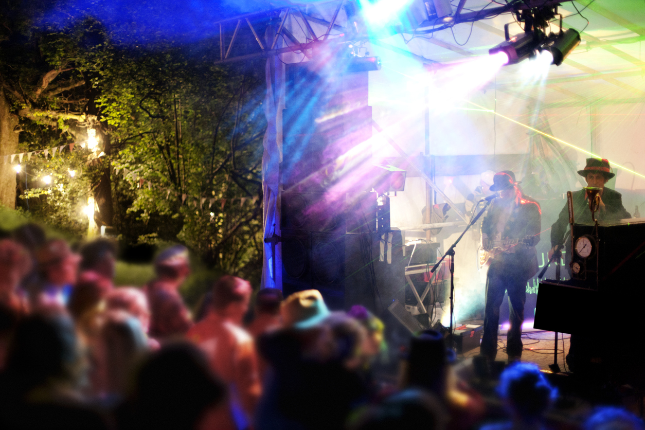 Article image for Iconic Woodford Folk Festival future uncertain as COVID cloud looms