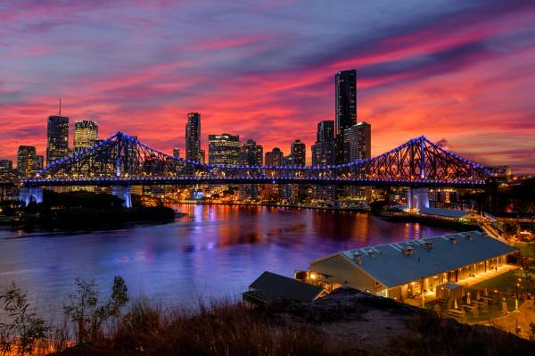 Article image for Second Story Bridge climb plan raises privacy fears for 'astounded' locals