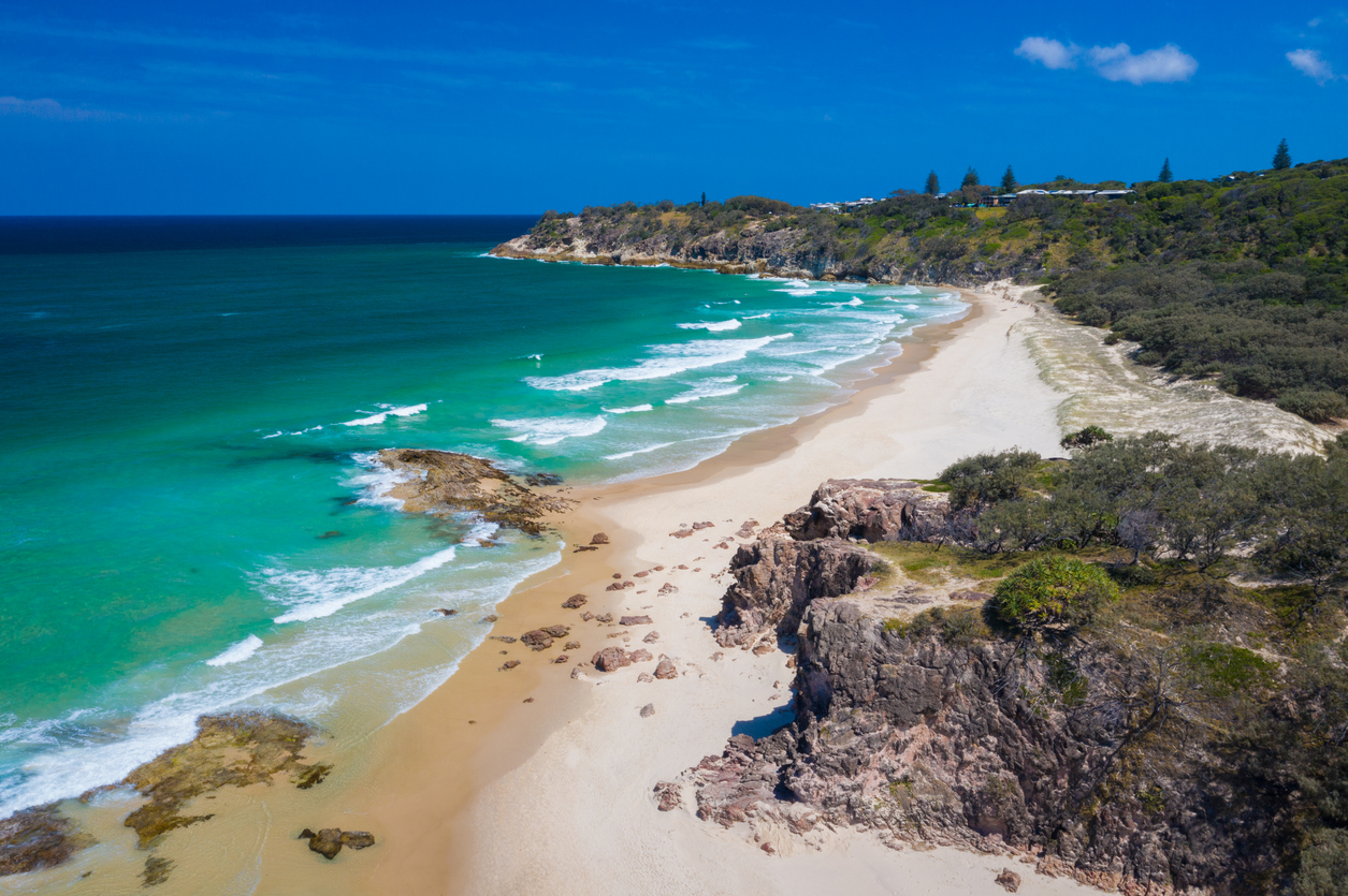 Article image for MP Mark Robinson hits out at 'crazy' camping situation on Straddie