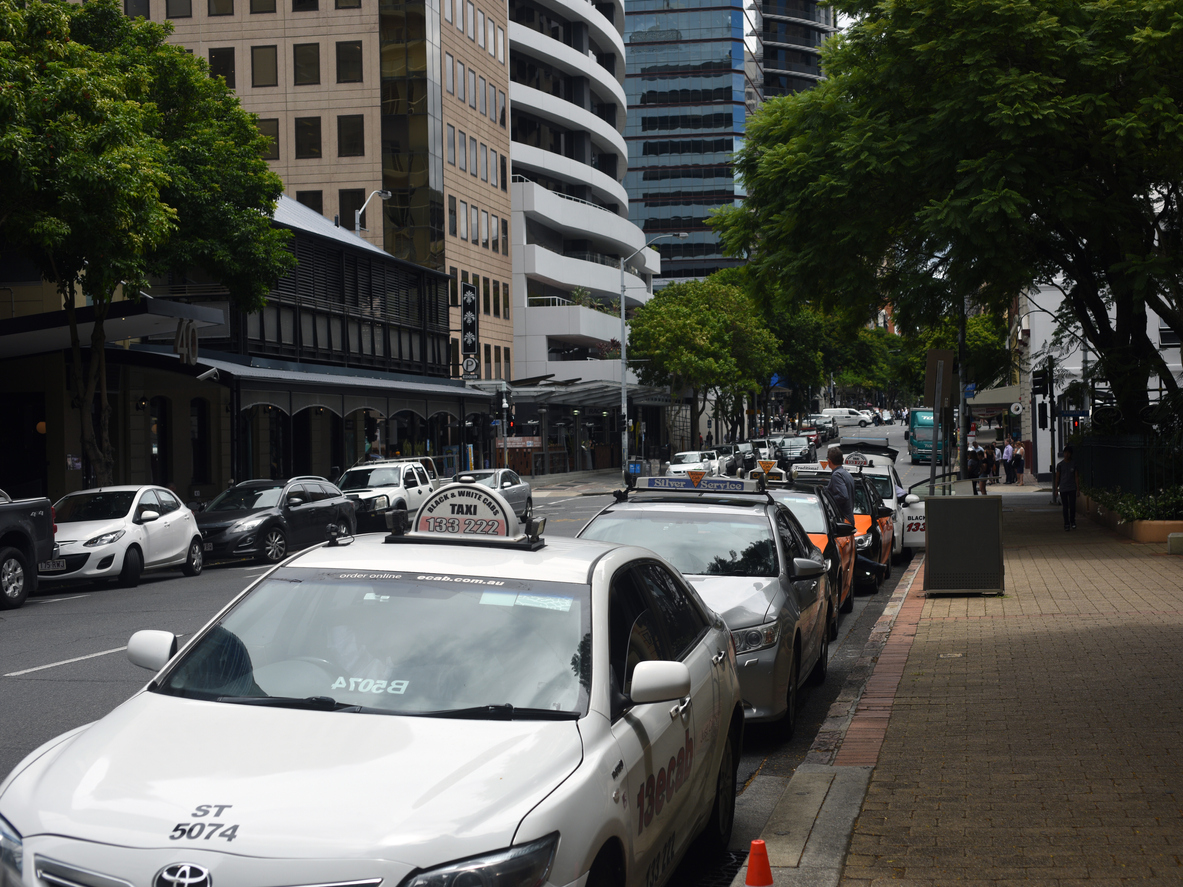 Article image for 'Distressing': Value of Queensland taxi licences plummets