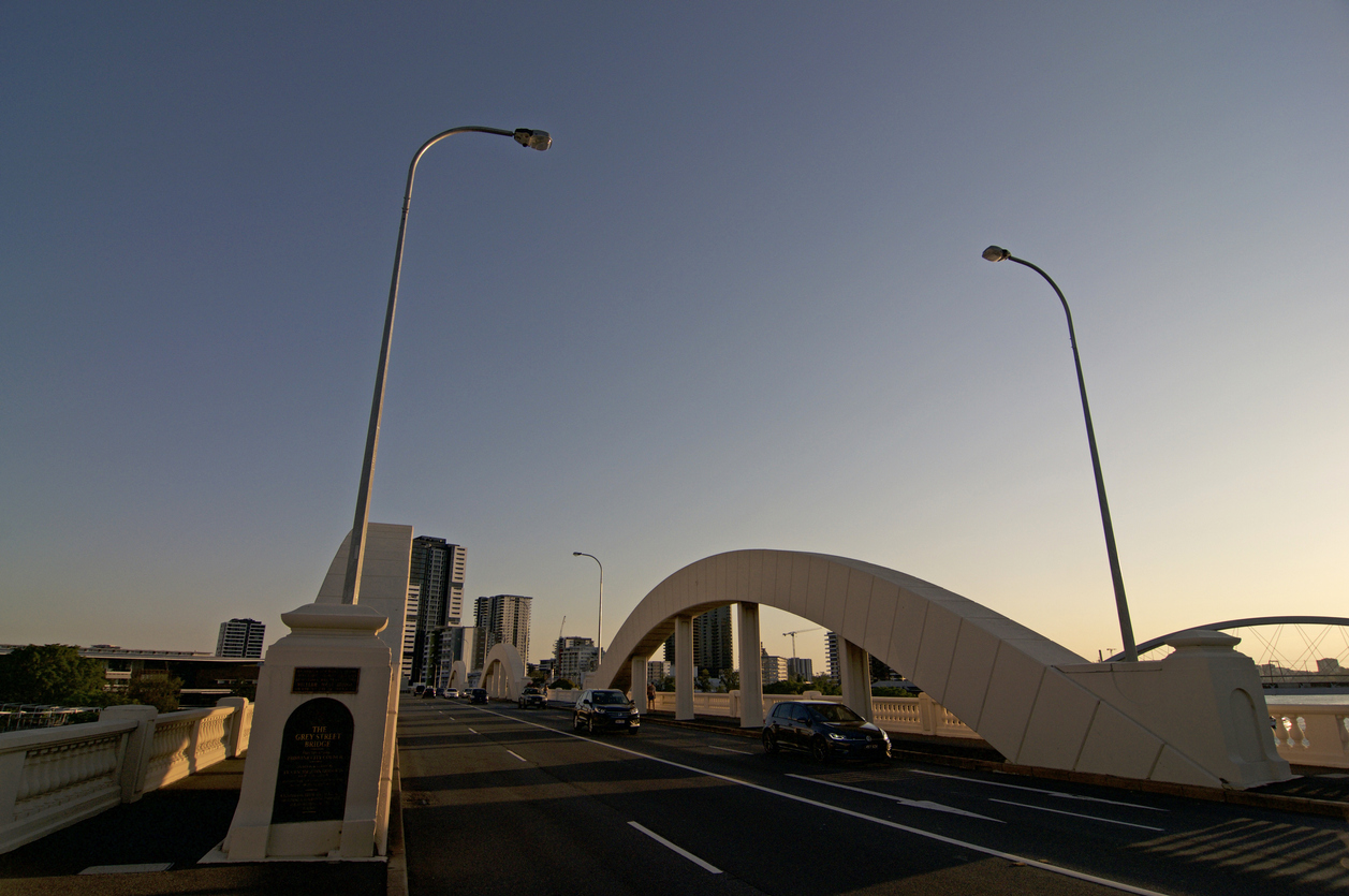 Article image for Traffic pain: Brisbane bridge copping a huge increase in cars