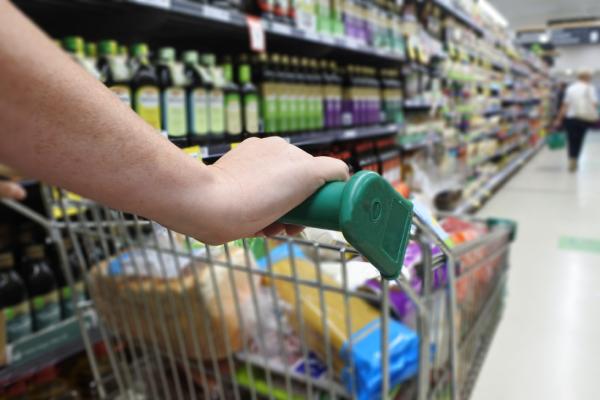 New shopping technology for major supermarket chain