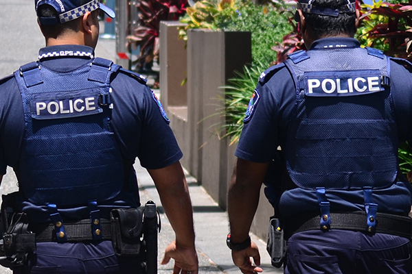 Police presence builds in CBD streets over protest intelligence