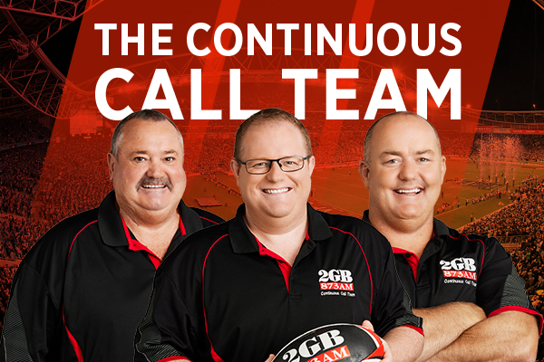 The Continuous Call Team – Full Show Sunday 25th April 2021