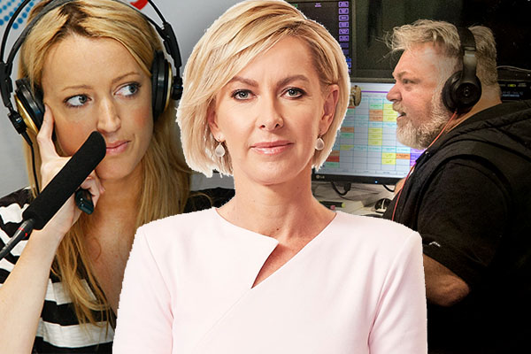 Deborah Knight rips into Kyle and Jackie O over 'appalling' segment