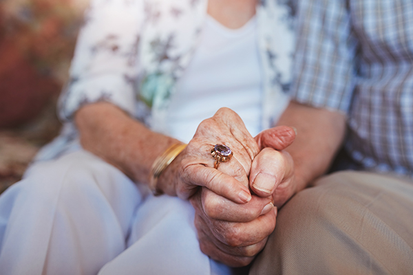 Whirlwind love story for 100-year-old bachelor