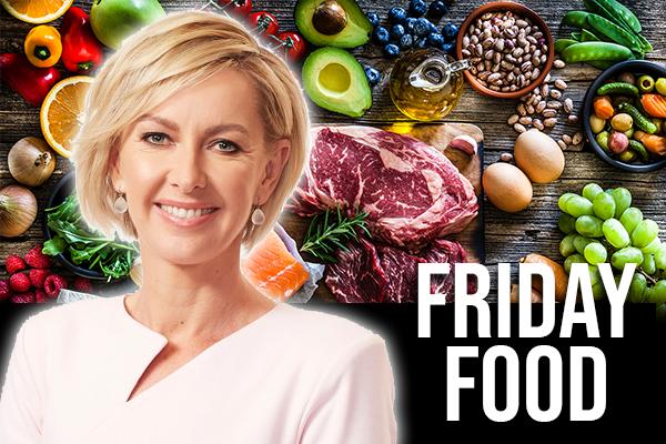 Friday Food: Seasonal eating with Fast Ed