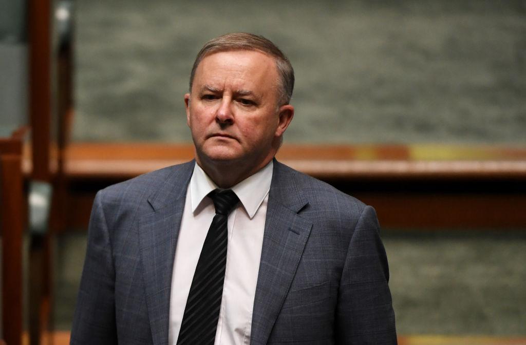 Labor leader denies hypocrisy over Holgate sacking
