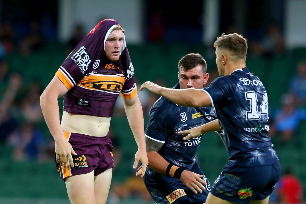 Tom Dearden committed to 'turning around' Broncos losing streak