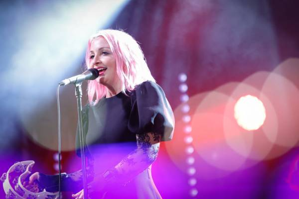 Article image for What Kate Miller-Heidke missed during the pandemic shutdowns
