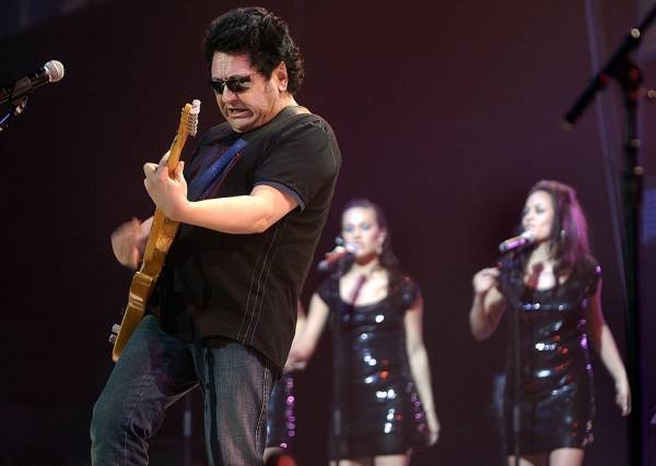Richard Clapton's first cover album a 'labour of love'