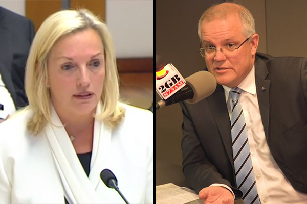 PM responds to Holgate's bullying allegations, skirting full apology