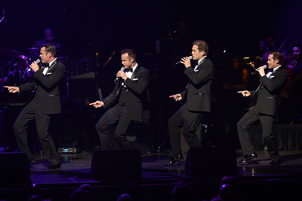 Human Nature to make epic return after 15 years