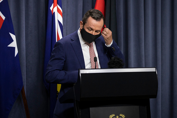The confusion after Perth's three-day lockdown
