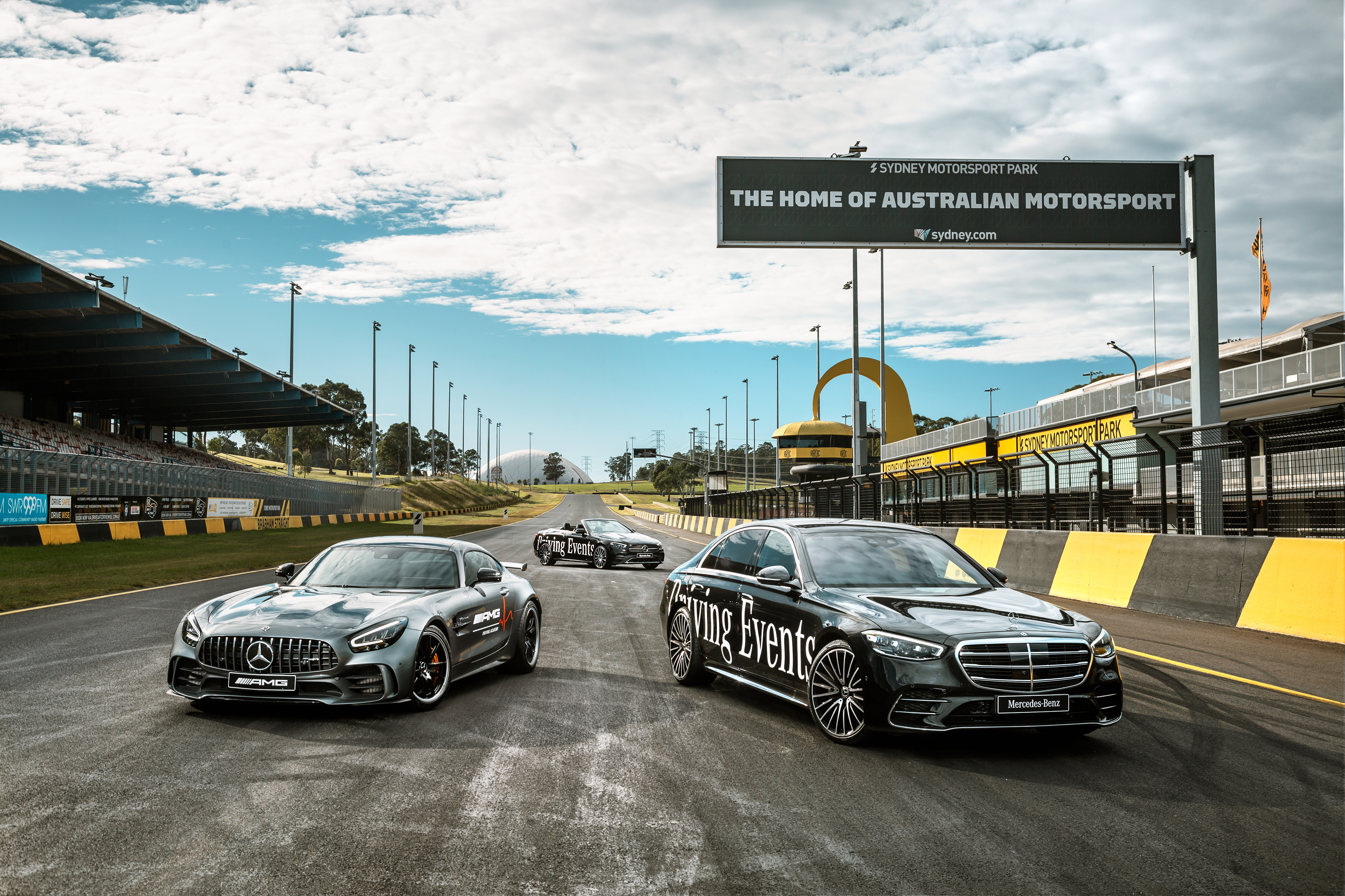 Mercedes-Benz Driving Experience Drive Days offer much
