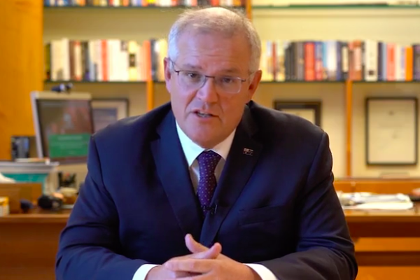 Article image for Milton Dick takes aim at 'lousy' rollout and ScoMo's video message