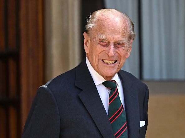 Article image for Prince Philip dies in Windsor Castle at 99