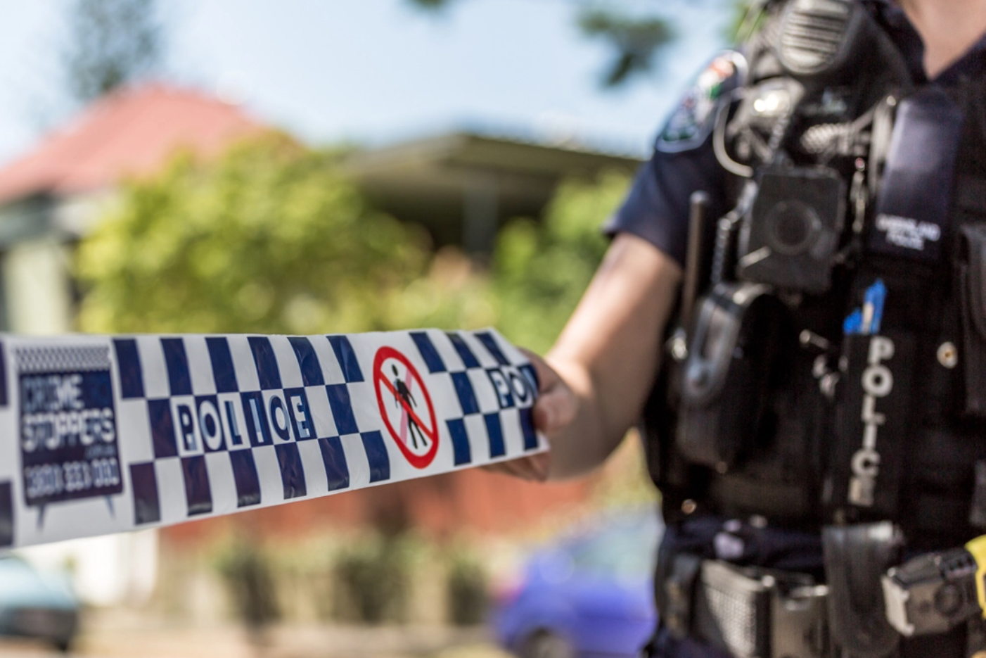 Wilston man allegedly assaulted with brick during home invasion