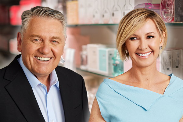 Article image for Ray Hadley accidentally reveals beauty hack to Deborah Knight