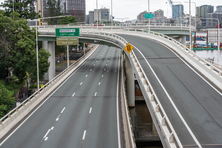 Article image for Drivers called to plan for weeks of Riverside Expressway closures